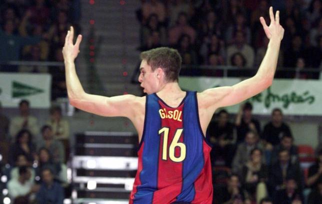 Pau Gasol - NBA Star In Europe