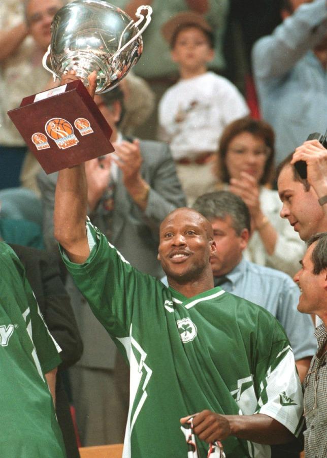 Byron Scott - NBA Stars In Europe