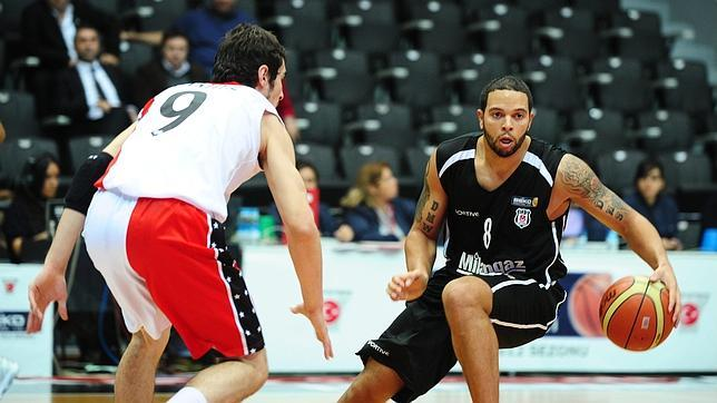 Deron Williams - NBA Star in Europe