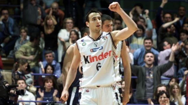 Manu Ginobili - NBA Stars In Europe