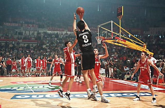Peja Stojakovic - NBA Stars In Europe