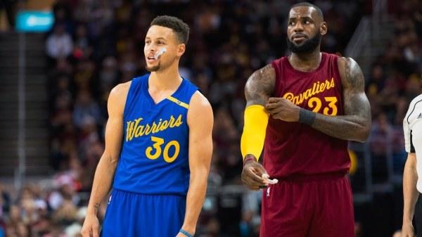 Cleveland Cavaliers - Golden State Warriors