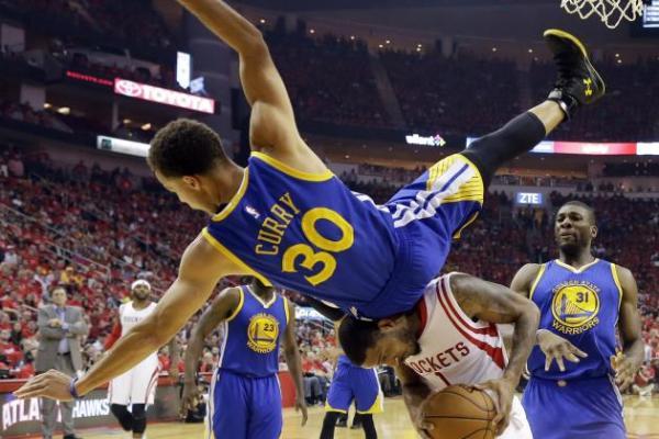 Warriors - Rockets