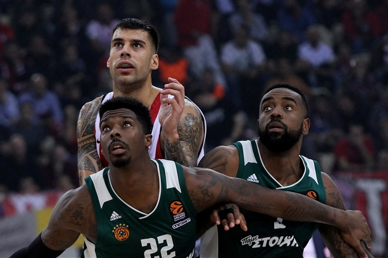 Panathinaikos - Olympiacos Biggest successes and disappointments of Euroleague