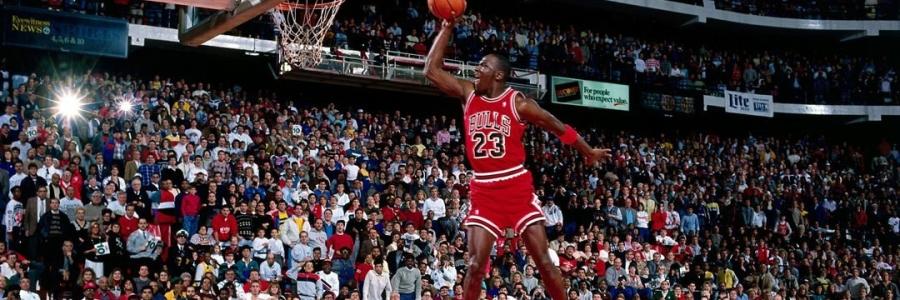 Michael Jordan stats